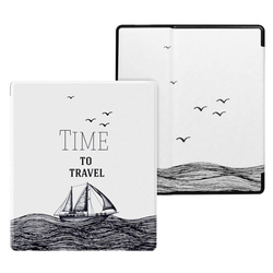 Etui Graphic Kindle Oasis 2019 - Time to Travel