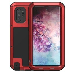 Etui Love Mei Powerful Galaxy Note 10+ - Red