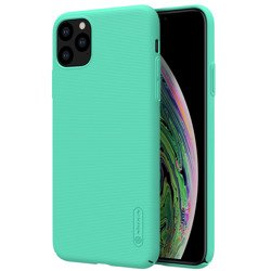 Etui Nillkin Frosted do Apple iPhone 11 Pro Max (Zielone)
