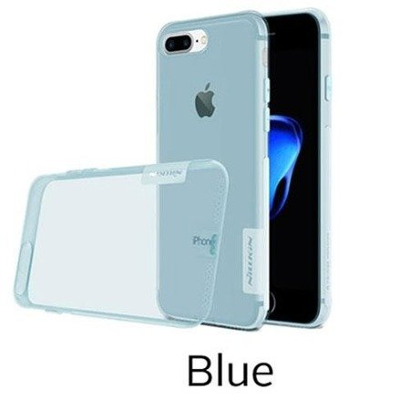 Etui Nillkin Nature Apple iPhone 7/8 Plus - Blue
