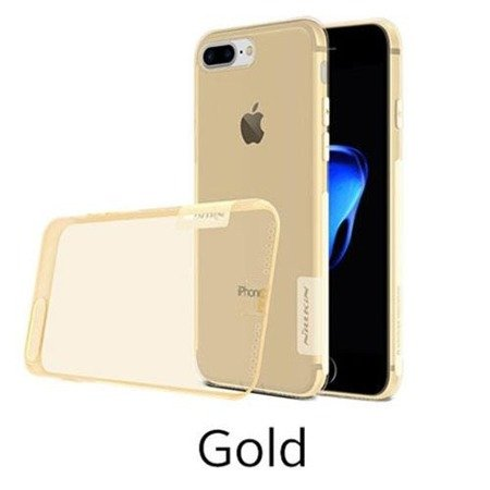 Etui Nillkin Nature Apple iPhone 7/8 Plus - Gold