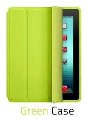 Etui Smart Case Apple iPad 2/3/4 - Green