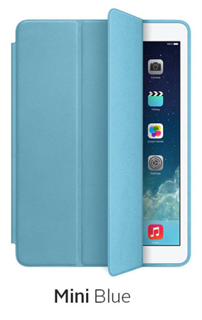 Etui Smart Case Apple iPad Mini 4 - Blue